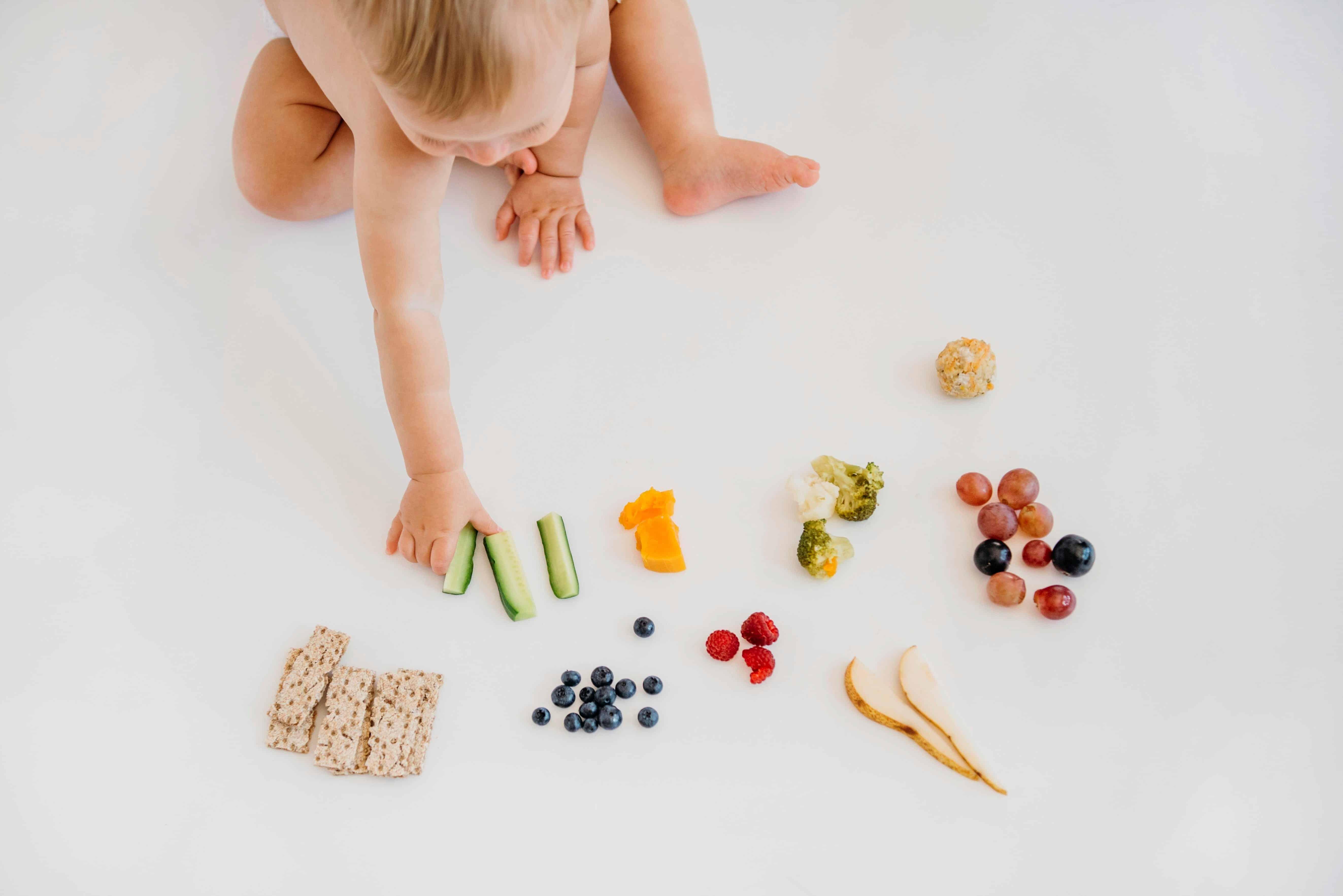 Totul despre diversificarea bebelușilor